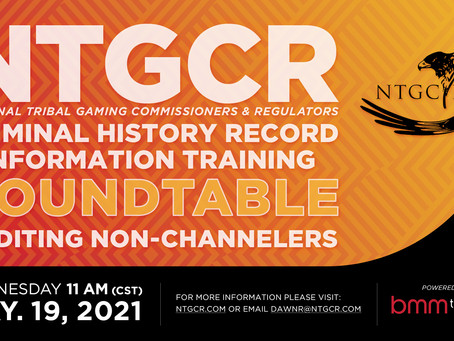 NTGCR -ROUNDTABLE