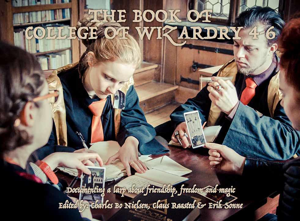 College of Wizardry  THE