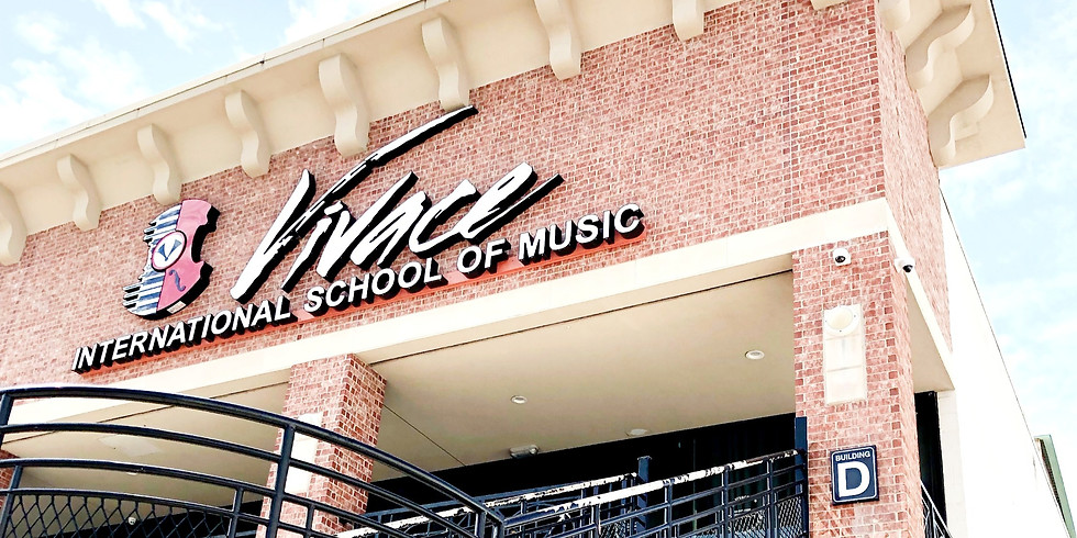 Free Placement Test | Vivace Houston (Dun Huang Plaza) | Vivace Ear Training & Music Theory Lessons | 2020 Spring