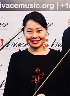 Tong Yan | Vivace International School of Music | Houston Symphony