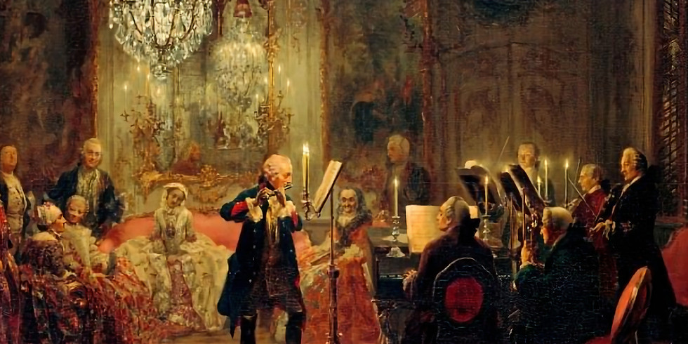 Vivace Music History & Appreciation | Demo Class | Mr. Pavlo