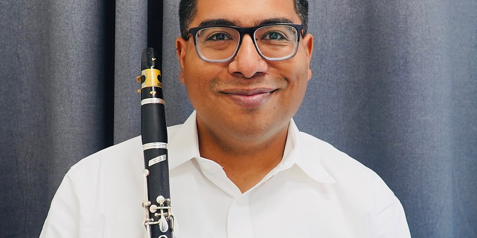 Open House (Free event)   Clarinet   Vivace Houston (Dun Huang Plaza)
