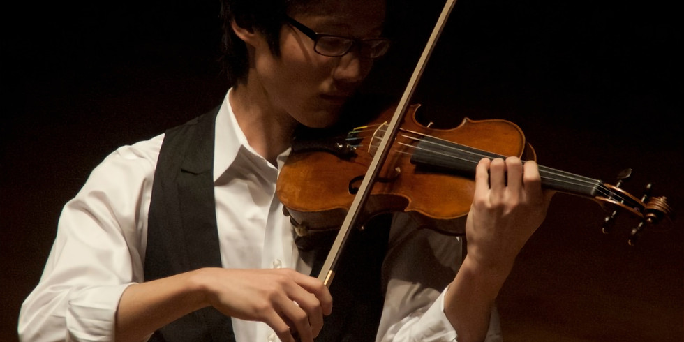 Violin   Vivace Virtual Open House (Free Event)   Mr. Wu