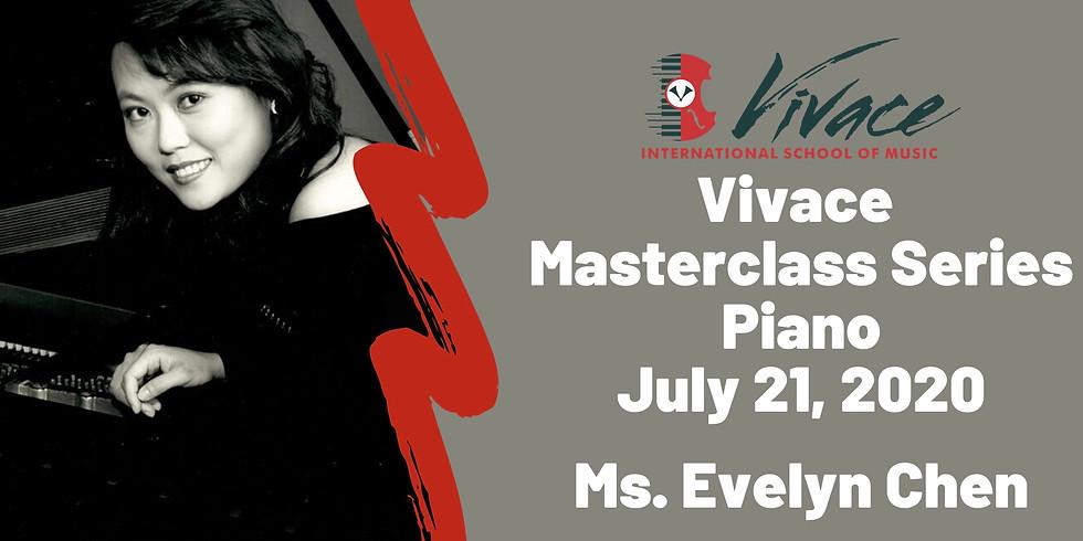 Piano Masterclass   Evelyn Chen