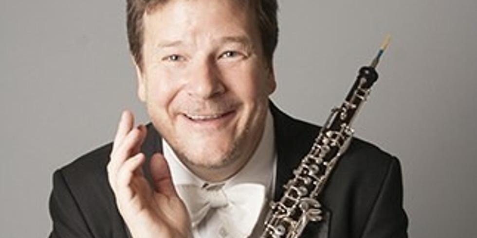 Oboe Masterclass | Jonathan Fischer
