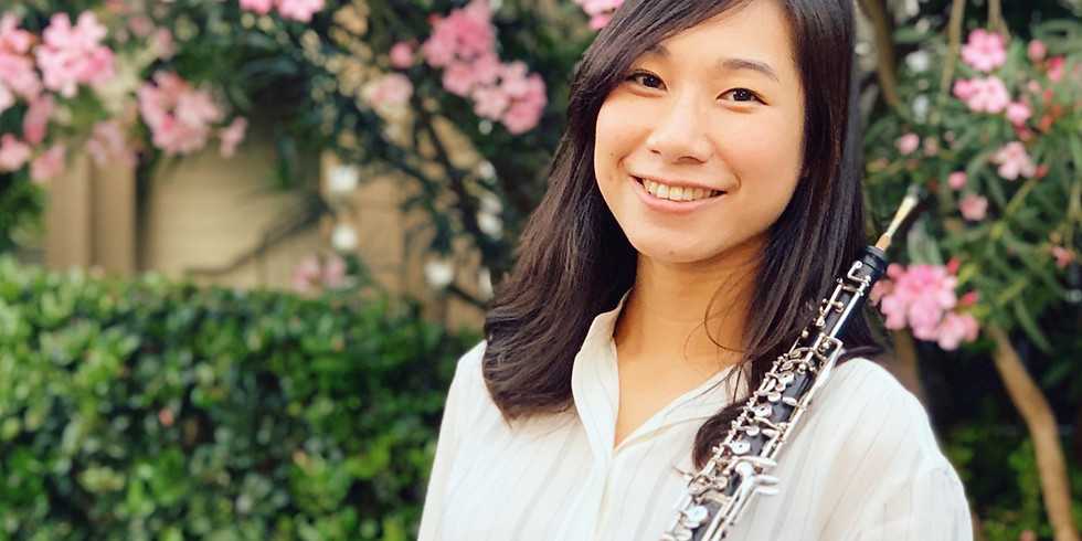 Oboe | Vivace Virtual Open House (Free Event) | Dr. Yang