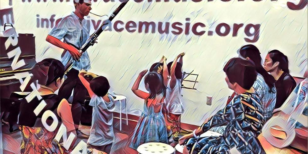 Vivace Fun-damentals | Virtual Demo Class | Mr. Pavlo