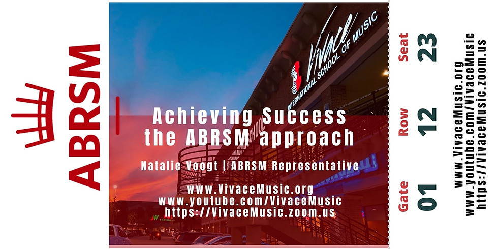 Achieving Success | the ABRSM approach