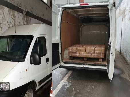 Бесплатная доставка до транспортной компании либо до склада покупателя в пределах МКАД.