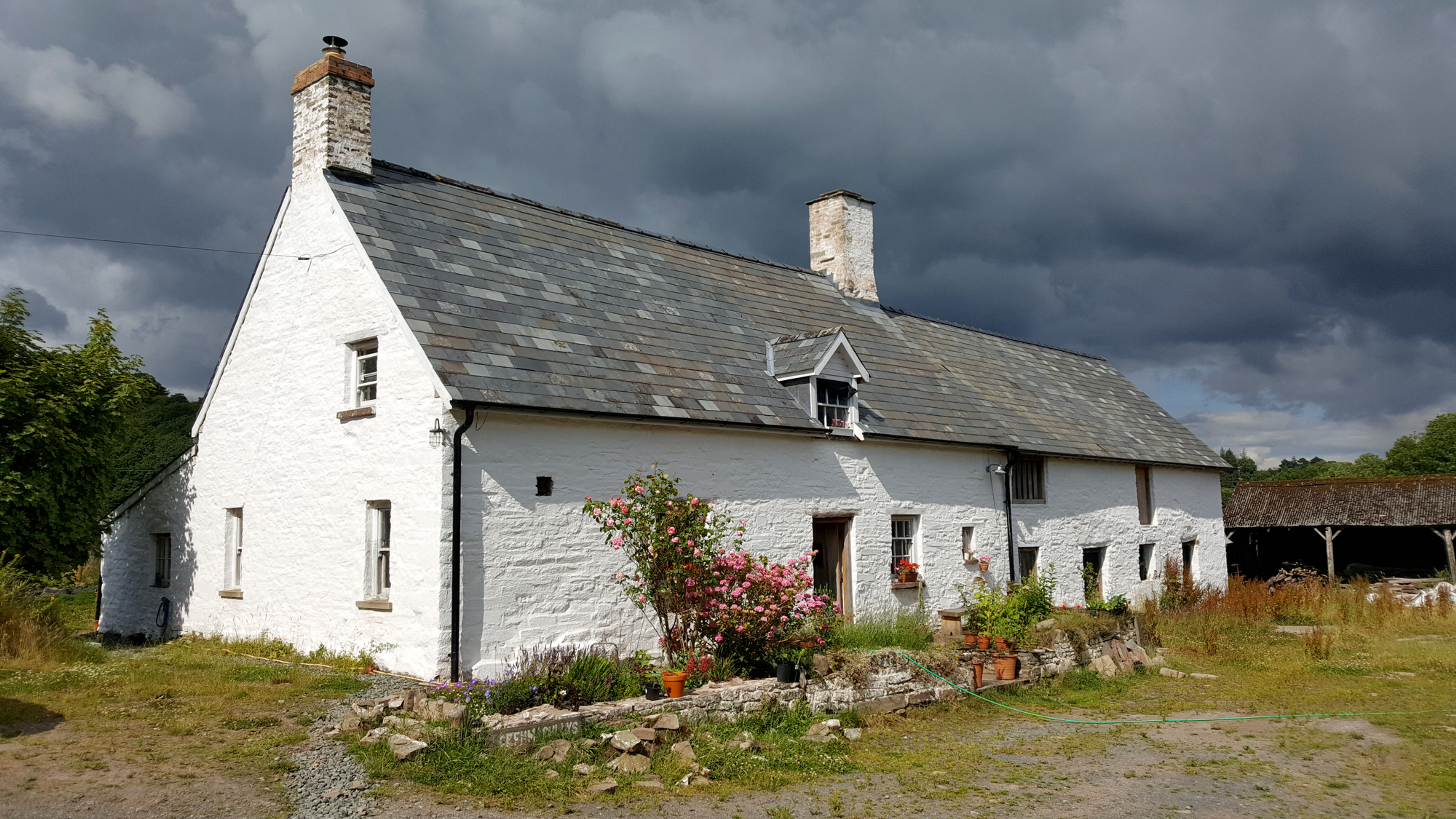 Consultation at the Welsh Longhouse
