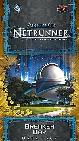 Netrunner: Breaker Bay Data Pack