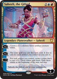 Saheeli, the Gifted (Foil)