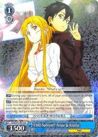 SAO Survivor Asuna & Kazuto