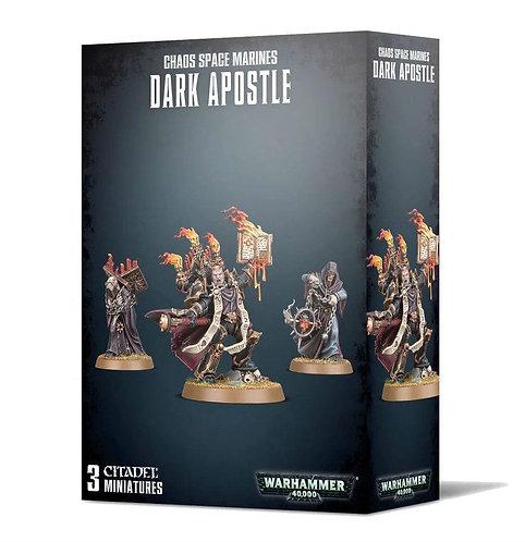 Warhammer 40,000 Chaos Space Marines Dark Apostle