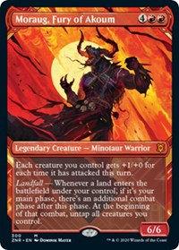Moraug, Fury of Akoum (Showcase)