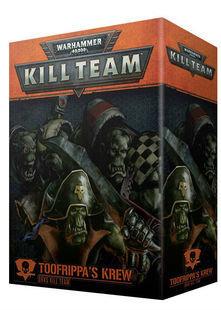 Warhammer 40,000 Kill Team: Toofrippa's Krew