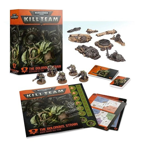 Warhammer 40,000 Kill Team: The Dolorous Strain
