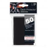 UltraPro Card Sleeves (Standard) Black 50ct.