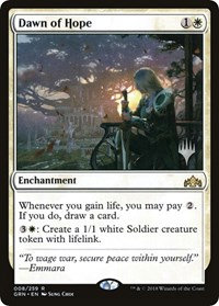 Dawn of Hope (Promo Pack) (Foil)