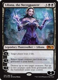 Liliana, the Necromancer