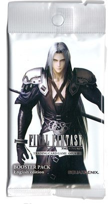 Final Fantasy Opus III Booster Pack