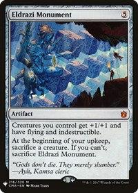 Eldrazi Monument (Mystery Booster)