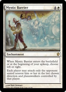 Mystic Barrier