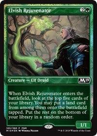 Elvish Rejuvenator (Promo) (Foil)