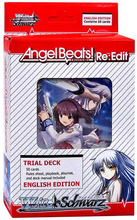 Trial Deck - Angel Beats! Re:Edit