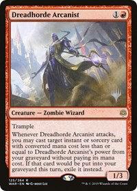 Dreadhorde Arcanist (Promo Pack)