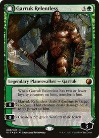 Garruk Relentless (Foil)