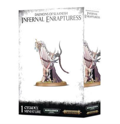 Warhammer Daemons of Slaanesh Infernal Enrapturess