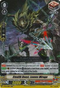 Stealth Beast, Leaves Mirage