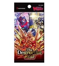 Cardfight!! Vanguard The Destructive Roar Booster Pack