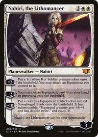 Nahiri, the Lithomancer