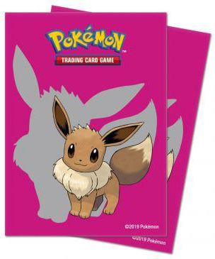 UltraPro Eevee Card Sleeves (Standard) 65ct.