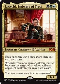 Leovold, Emissary of Trest