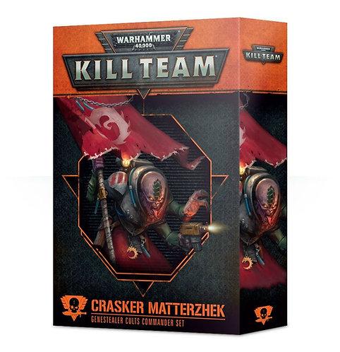 Warhammer 40,000 Kill Team: Crasker Matterzhek