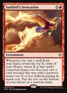 Sunbird's Invocation