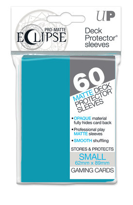 Eclipse Card Sleeves (Small) Sky Blue 60ct.