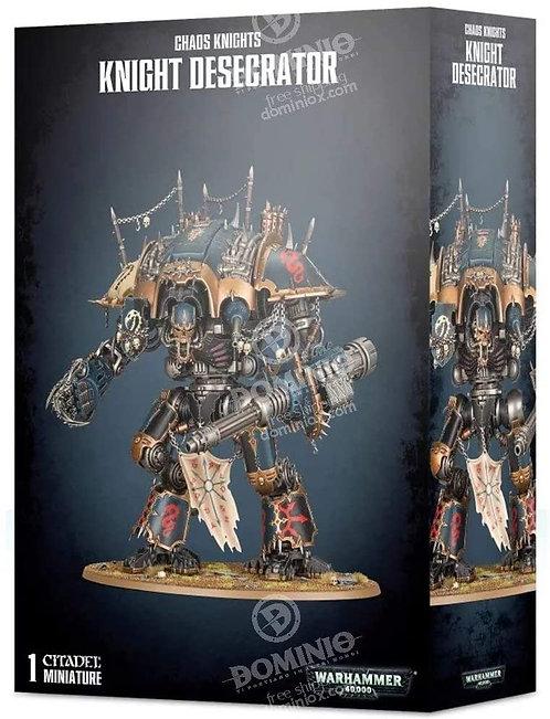 Warhammer 40,000 Chaos Knights: Knight Desecrator
