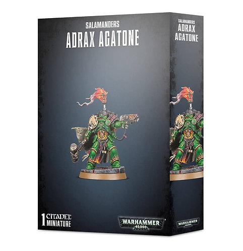 Warhammer 40,000 Salamanders Adrax Agatone