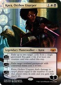 Kaya, Orzhov Usurper (Mythic Edition)