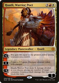 Huatli, Warrior Poet