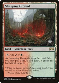 Stomping Ground (Promo Pack)