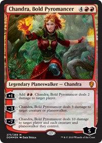 Chandra, Bold Pyromancer (Foil)