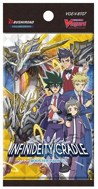 Cardfight!! Vanguard Infinideity Cradle Booster Pack