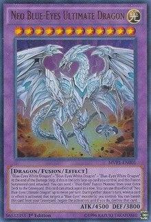 Neo Blue-Eyes Ultimate Dragon