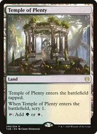 Temple of Plenty (Promo Pack) (Foil)