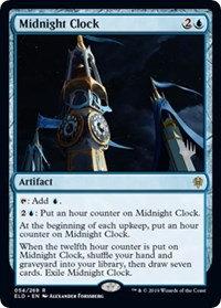 Midnight Clock (Promo Pack) (Foil)